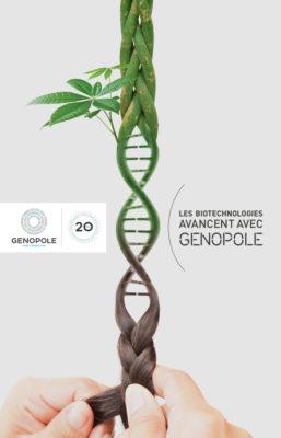 Dans cette magnifique plaquette, vous apprendrez l'essentiel sur Genopole, ses métiers, ses perspectives et opportunités pour les entrepreneurs. Vous découvrirez aussi comment extraire facilement votre ADN, une activité destinée aux grands et petits enfants.