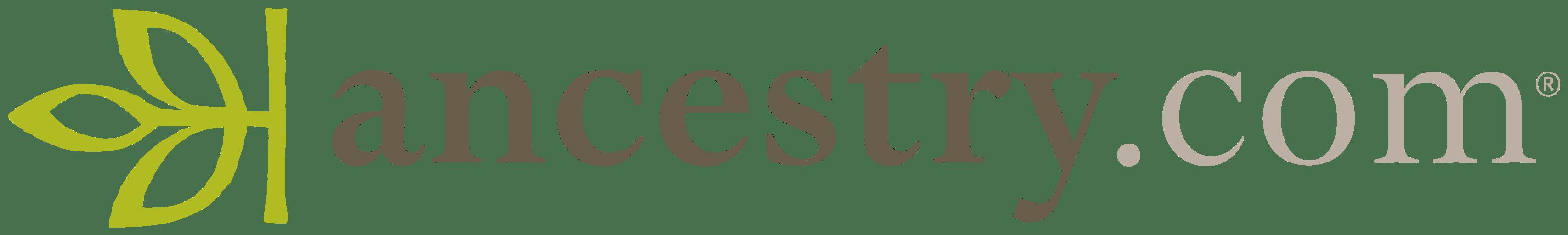Logo Ancestry