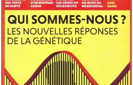 Hors série génétique Pour la Science