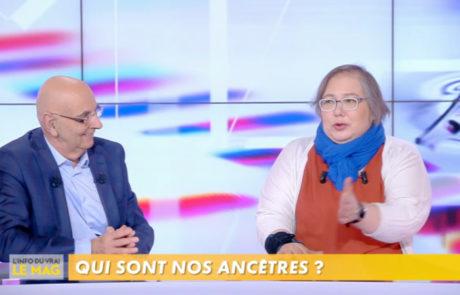 L'info du Vrai. Nathalie Jovanovic-Floricourt et Jean-Louis Beaucarnot. Février 2020.