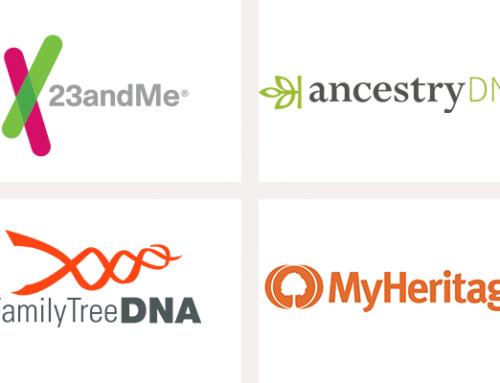 Comparatif des 4 laboratoires de généalogie génétique